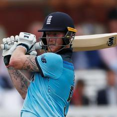 Important to embrace your fears: Stokes opens up about the self-doubt he coped with during World Cup