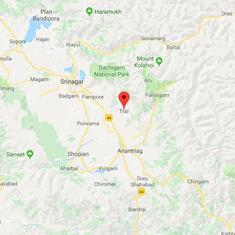 J&K: Security forces kill suspected militant in Tral town, recover arms and ammunition