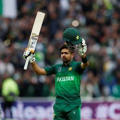Cricket: Want to lead like Imran Khan, says Pakistan's white-ball captain Babar Azam