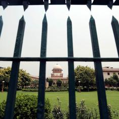 'Nobody claps with one hand': SC pulls up lawyers, blames both them and police for clashes