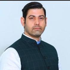 Haryana: Congress leader Vikas Chaudhary shot dead in Faridabad
