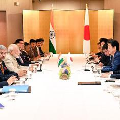 G20 summit: PM Modi discusses fugitive economic offenders, bullet train with Japan's Shinzo Abe