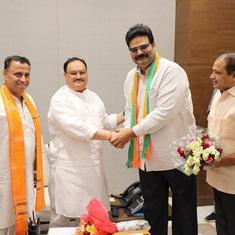 आंध्र प्रदेश में टीडीपी को एक और झटका, पार्टी प्रवक्ता लंका दिनाकर भाजपा में शामिल हुए