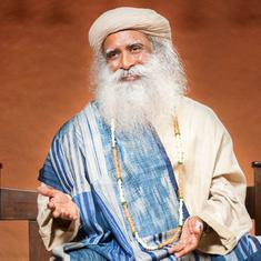 Readers' comments: Scroll.in article on Jaggi Vasudev biased, writer must spend time meditating