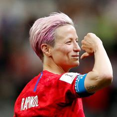 Megan Rapinoe says USA's World Cup-winning team will snub White House invitation from Donald Trump