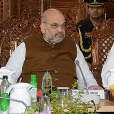 Top news: Home Minister Amit Shah moves resolution to extend President's rule in J&K for six months