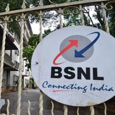 State-owned BSNL once dominated India's telecom sector. Now it's broke