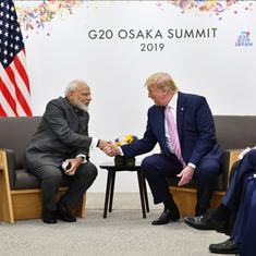 G20 summit: PM Modi and Donald Trump discuss trade, 5G networks, defence ties and Iran