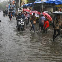 Maharashtra: Eight killed, five injured in rain-related incidents