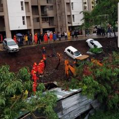 The big news: 15 killed as wall collapses in Pune amid heavy rain, and nine other top stories