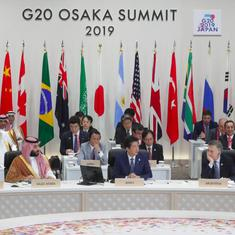 G20 summit: All member countries, except US, renew commitment to Paris climate deal