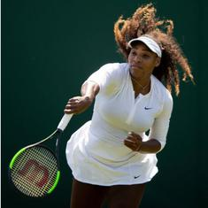 Wimbledon: Serena Williams reminded of her early days seeing 15-year-old Cori Gauff