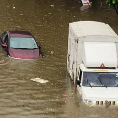 Mumbai: CAG criticises BMC's flood preparedness, says drains can only handle 25 mm rain per hour