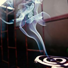 Prolonged exposure to mosquito coil smoke can make you sick, says new study