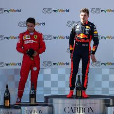 It happen in this sport: Verstappen reconciles with Leclerc after dramatic Austrian GP win