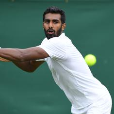 Indian Tennis: Prajnesh reaches pre-quarters of Jinan Open, Saketh-Jeevan win opening-round clash