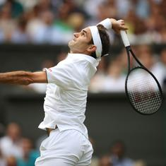 Wimbledon Day 6, men's roundup: Nadal, Federer ease through, Tennys Sandgren knocks out Fognini