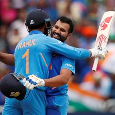 World Cup 2019: You would be a fool to be tempted to bat like Rohit Sharma, says KL Rahul