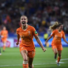 Women's World Cup: Netherlands edge Sweden out 1-0 to set up final against USA