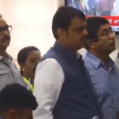 José Covaco dubs video of Devendra Fadnavis taking stock of Mumbai floods with hilarious result