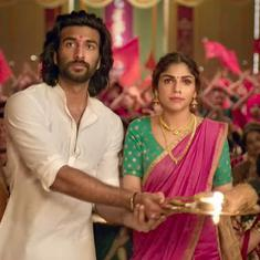 'Malaal' movie review: This romance struggles to get the sparks going