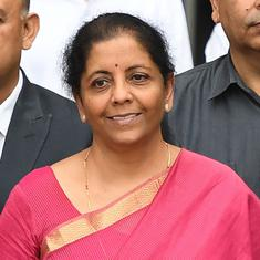 Fuel prices a layered subject, tax cut should be joint call of Centre and states: Nirmala Sitharaman