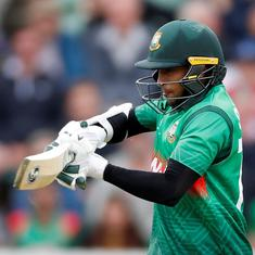 World Cup: Bangladesh missed out on the semi-finals but Shakib Al Hasan put on a show for the ages