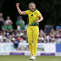 Cricket: Ellyse Perry successfully undergoes hamstring surgery in Australia
