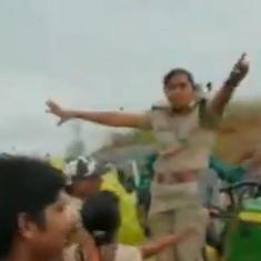 Telangana: Forest range officer who was assaulted by mob booked for abusing tribals