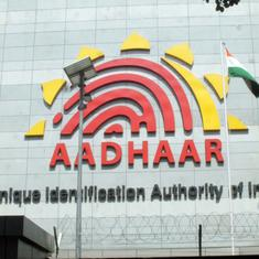 As Rajya Sabha passes Aadhaar Bill, Centre promises comprehensive data protection law