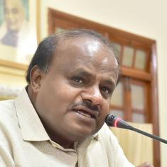 Karnataka: Ex-CM Kumaraswamy says BJP has failed to meet expectations of farmers hit by floods