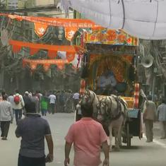 Watch: From old Delhi, a message to push back against attempts to incite communal violence