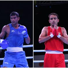 Boxing: Manish Kaushik edges out Shiva Thapa in India squad for World Championships