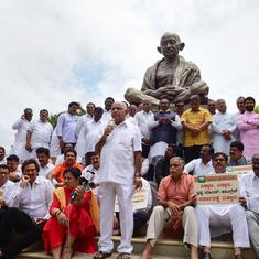 Karnataka crisis: BJP delegation urges governor to get speaker to act quickly on MLAs' resignations