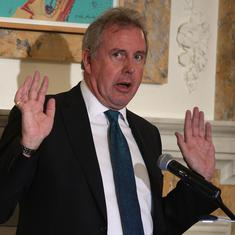 United Kingdom: Kim Darroch resigns as ambassador to US after row over leaked diplomatic cables