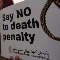 The death penalty law exploited by the British for oppression is still being used in Pakistan