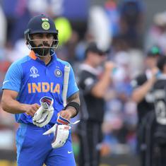 World Cup: NZ exploited India's middle order muddle for which team management failed to plan better