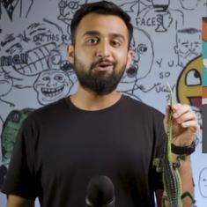 Watch: A news comedy show spoofs holy crocodiles and TikTok husbands
