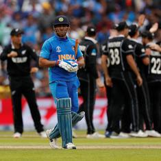 Was trying to hold back my tears when Dhoni was out in World Cup semi-final, says Chahal