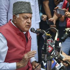 Congress calls Farooq Abdullah's detention under Public Safety Act a misfortune for India