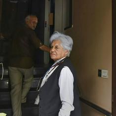 Supreme Court Bar Association condemns CBI raids on lawyers Indira Jaising, Anand Grover