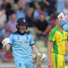 क्रिकेट विश्व कप : ऑस्ट्रेलिया को आठ विकेट से हराकर इंग्लैंड फाइनल में
