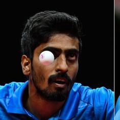 Table Tennis: Sathiyan-Amalraj win men's doubles bronze in Australian Open