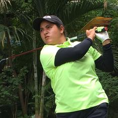 Women's Indian Open golf: Amandeep Drall jumps to tied-eighth position after second round