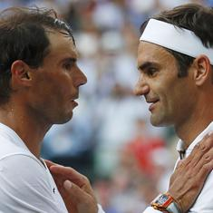 It's not like 20 is the number I need to reach: Nadal asked about reaching Federer's record again