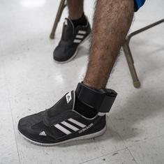 Sold as a humane alternative to jail, ankle bracelets are driving US defendants into debt