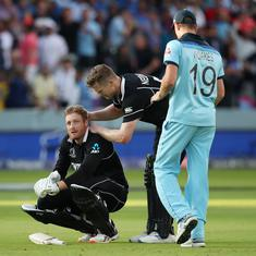 It was the best and worst day of my cricketing life: New Zealand's Guptill on World Cup final