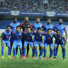 Football: Asian qualifiers draw for 2022 Fifa World Cup on Wednesday, India placed in pot three