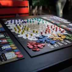 The cacophony of Indian elections and politics has inspired another board game