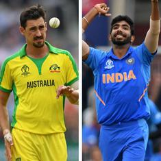 Starc's yorkers to Bumrah's variations: How fast bowlers left their mark on World Cup 2019 campaign